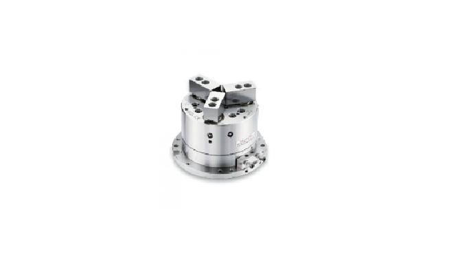 Platos neumáticos PLVE estáticos con empuje axial.