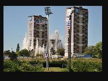 Démolition urbaine par explosifs ATD