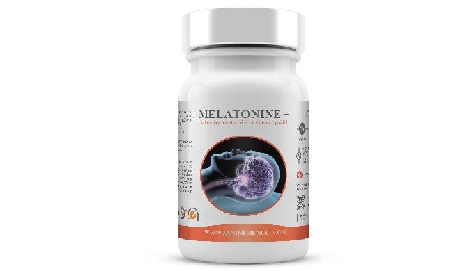 Melatonina + es un complemento alimenticio 100% natural en cuyo desglose nutricional destacamos de m...