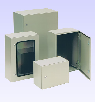 Szafki na aparaturę rozdzielczo-sterowniczą typu W