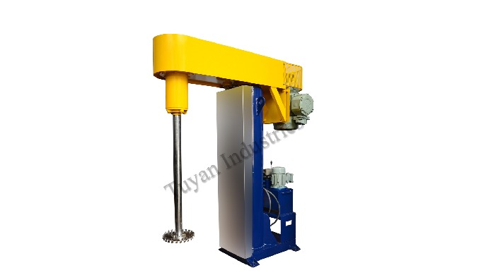 There is a lot of industrial machines manufacturer in India. Tuyan Industries is the leading High Sp...