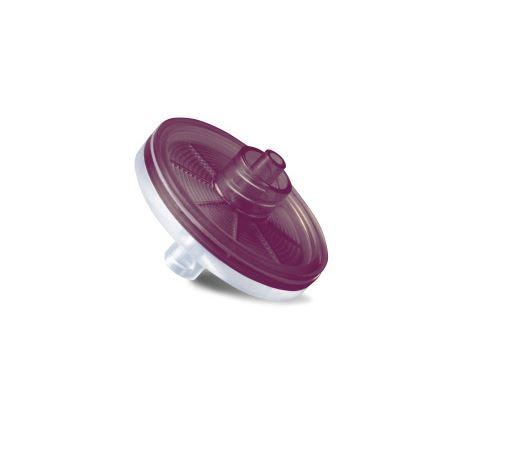 Le Filtre seringue Minisart®, polyéthersulfone (PES), taille des pores 0,1 µm, oxyde d'éthylène, Lue...