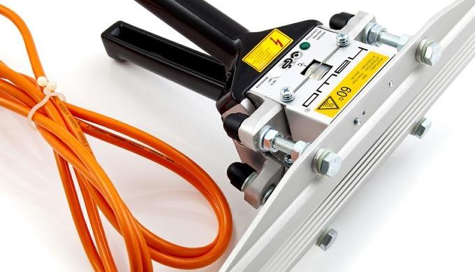 Beskrivelse Disse HAWO varmeforseglingsmaskiner er præmieudstyr til brug på projekter, hvor sælkvali...