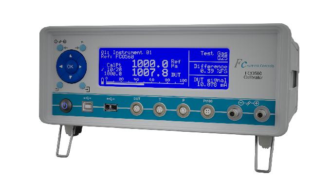 FCO560 - Calibrateur de pression et débit