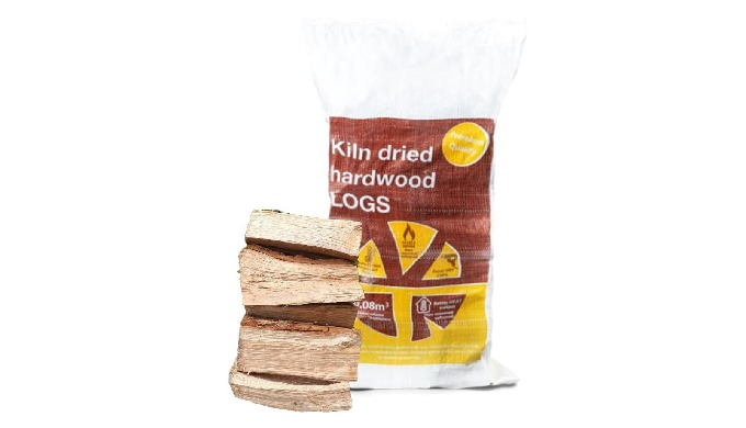 Get log delivery in the UK, order online Premium charcoal & kiln-dried hardwood logs, firewood, and ...