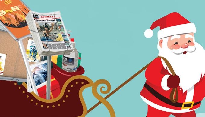 À Noël, prenez les rennes de votre communication !