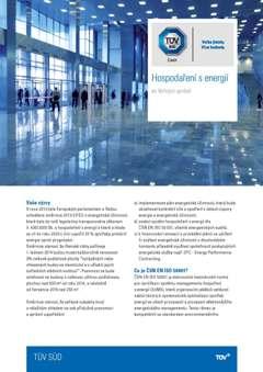 Hospodaření s energií ve veřejné správě