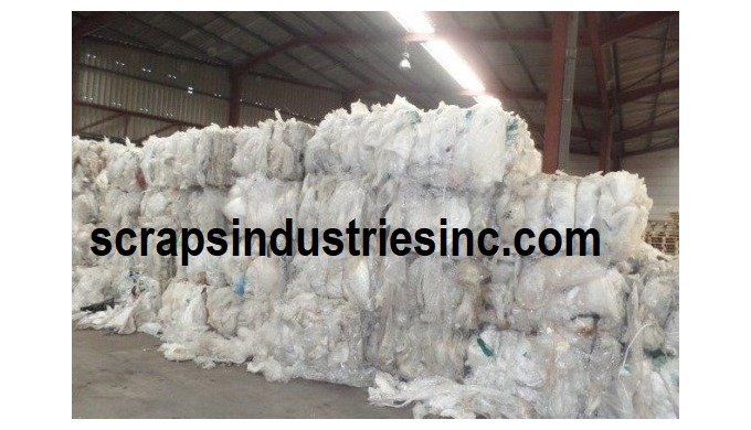 We are renowned dealer of scrap material and we have LDPE film scrap available/ongoing in our premis...