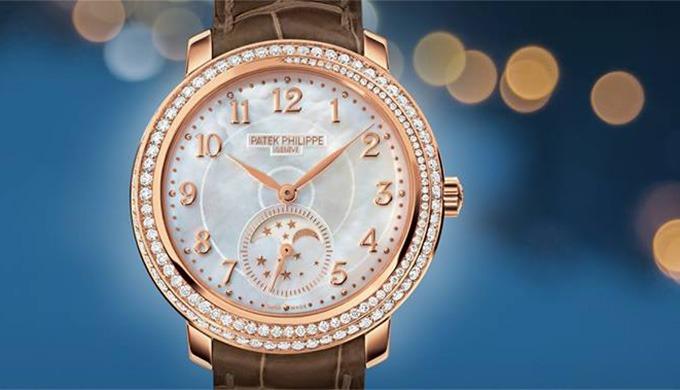La montre Patek Philippe