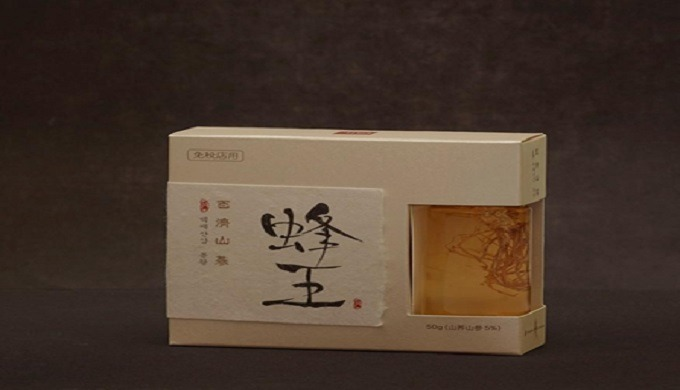 Baekjae Sansam - Honey dipped organic wild ginseng | healthcare