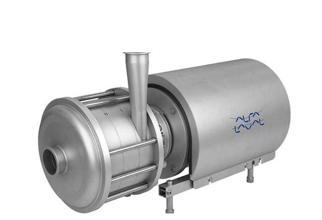 La pompe centrifuge LKH Multi-étagée est conçue pour répondre aux exigences d'hygiène des industries...