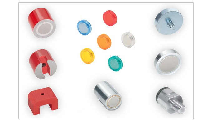 Expanded range of industrial magnets from Elesa UK