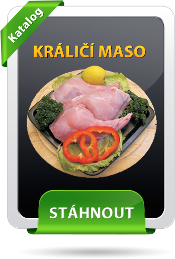 Králičí maso - chlazené, čerstvé, zmrazené