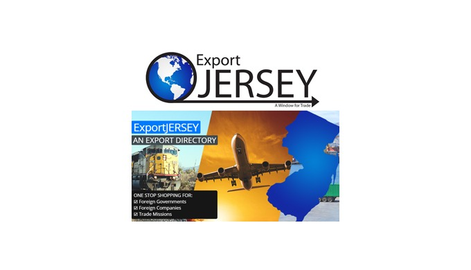 Basic Profile #1 $25 Annual Registration Fee Export Opportunity Updates Membership in New Jersey's E...