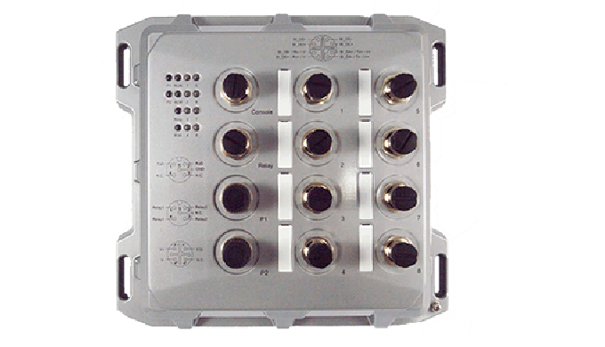 EMG8508 Series / Industrial Ethernet Switch / Industrial Managed Switch