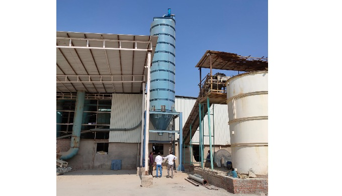 A silo is a structure for storing bulk materials. Silos are commonly used for bulk storage of grain,...