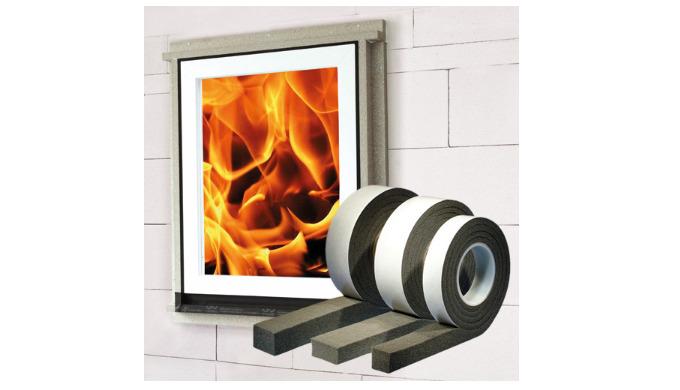 """Brandschutzlösungen für die Vorwandmontage und Bauteilfugen - ISO-TOP WINFRAMER """"TYP 1"""" E30 und ISO-FLAME KOMBI F 120"""