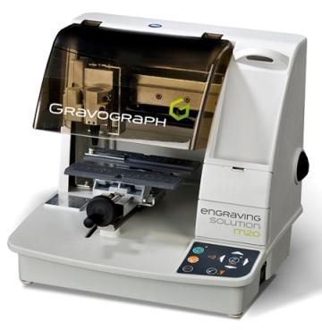 Máquina de grabado mecánico M20 (Gravograph)
