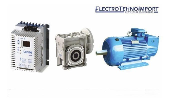 Преобразователи частоты и электродвигатели.