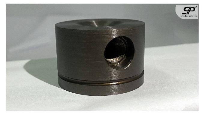 OEM aviation aluminum components for laboratory equipment 1. Materials--Processing various aluminum ...