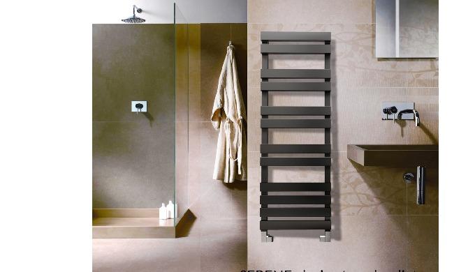 SERENE, towel rail radiator