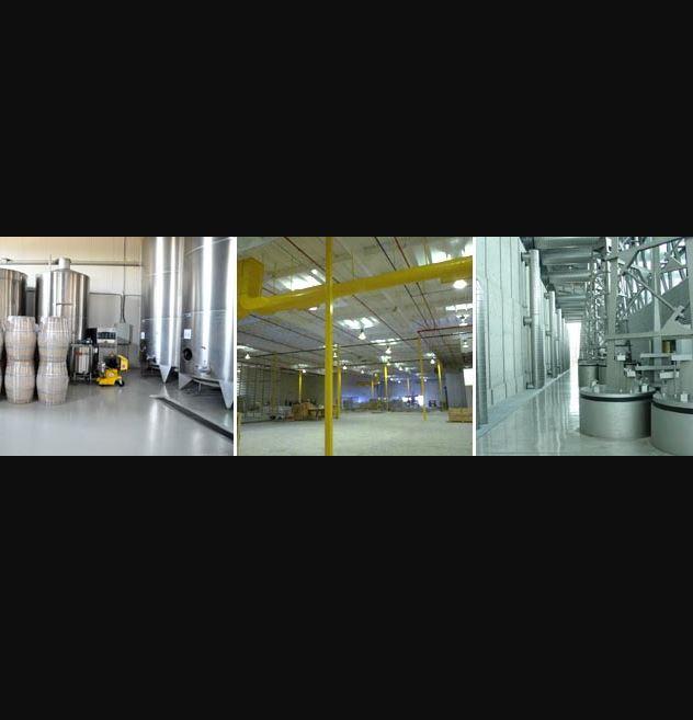 Service de nettoyage industriel