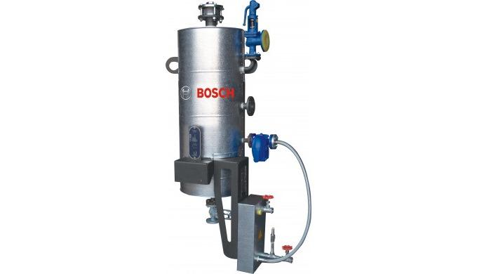 - Für die Rückgewinnung von Wärme aus Absalzwasser/Kondensat - Steigerung des Wirkungsgrads der Anla...