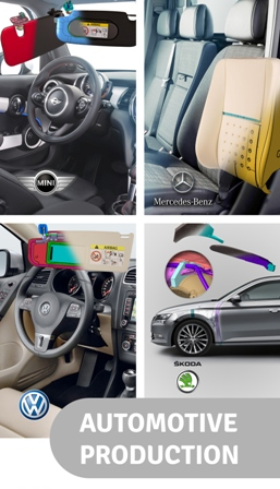 GUMOTEX Automotive je významným dodavatelem komponentů pro automobilový průmysl. Vyrábí a vyvíjí int...
