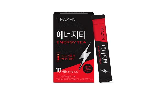 Энергетический чай