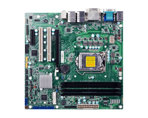 9th/8th Gen Intel® Core™ with Intel® Q370 4 DDR4 DIMM up to 128GB Three independent displays: VGA, D...