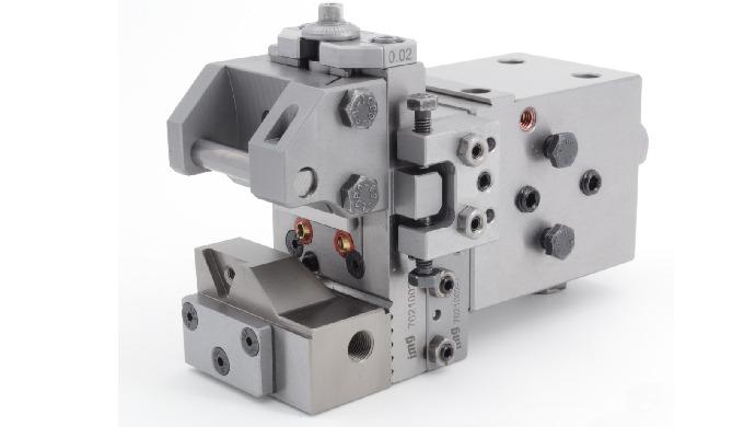 Porte outil à calibrer avec arrosage par le centre pour tours multibroches Gildemeister AS-GS-GM20