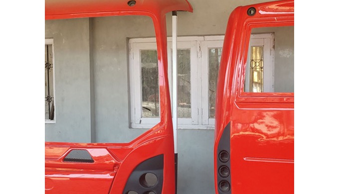 We are a manufacturer of fibreglass products like bus parts, boats, sheets and any other design acco...
