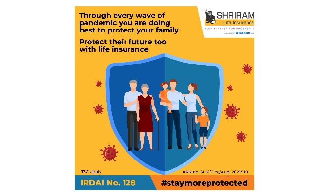 Shriram Life Golden Premier Saver Plan is designed to combine protection with savings while giving y...