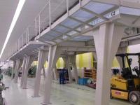 Žakárské konstrukce, konstrukce pro žakárské stroje Ocelové konstrukce, které vyrábíme, slouží v tex...