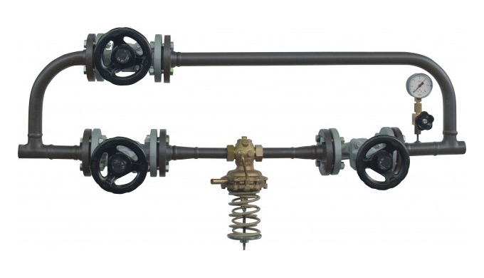 - Für die Druckkonstanthaltung - Für schnelle Montage einbaufertig vormontiert - Steigerung der Betr...