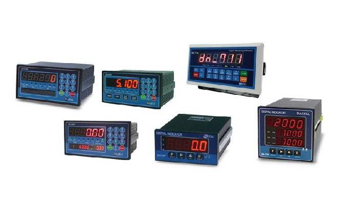 Indicator is the equipment that is digitally indicating all the output values received from load cel...