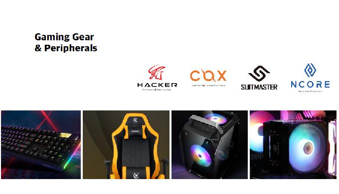 Gaming Gear & Peripherals