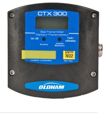 Détecteur de gaz toxiques CTX 300