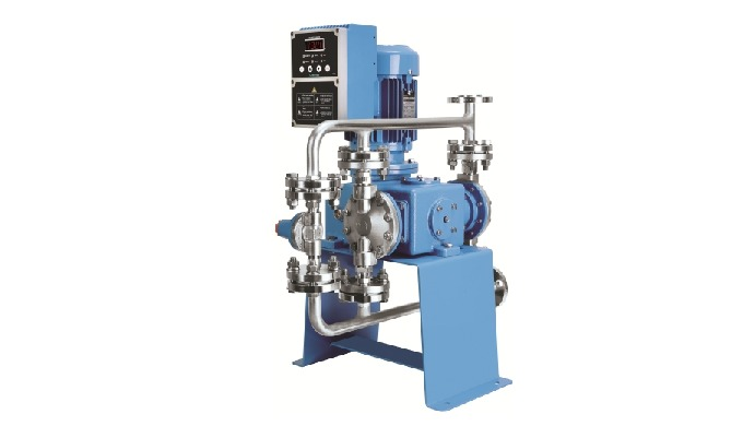 Smoothy Metering Pumps ( PKD Series)