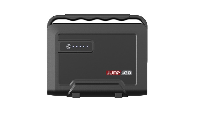 JUMP&GO J20C High power jumpstarter funcion - Not more than 6,000cc of gasoline - Up to 3,000cc of d...