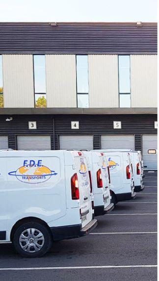 Chez F.D.E.Transports, nous vous proposons la solution d'orientés la livraison des marchandises du d...