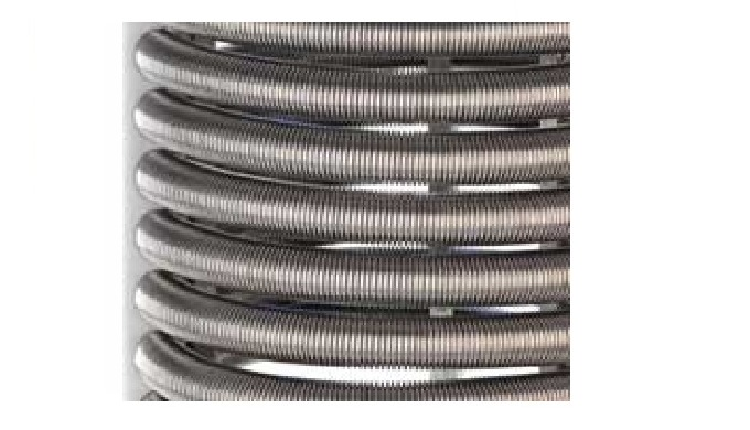 Tepelné výměníky, vlnovcové trubky a hadice
