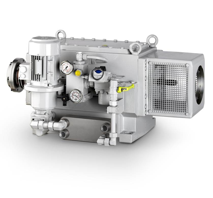 FLENDER gear units for double screw extruders (Co-Rotating)