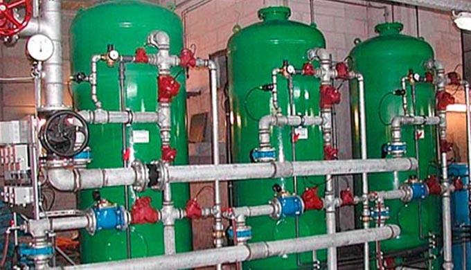 Adoucisseur et traitement d'eau de chaudière