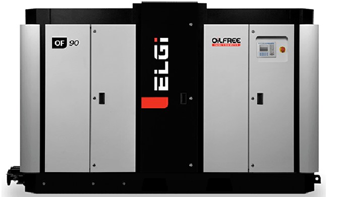 ELECTRIC OIL FREE SCREW AIR COMPRESSOR 45–450 KW