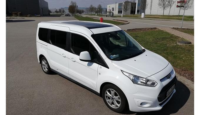 Firemní osobní přeprava Brno