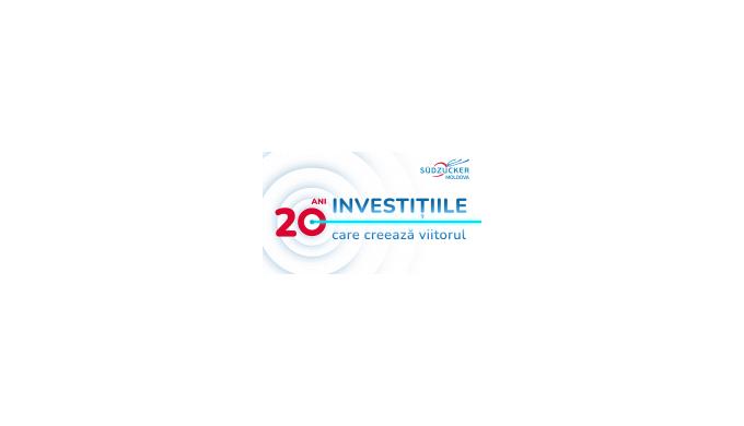 20 лет Südzucker-Moldova. Инвестиции, создающие будущее