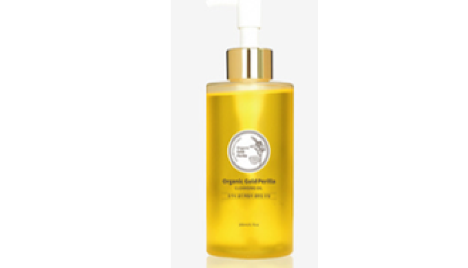 ORGANIC GOLD PERILLA CLEANSING OIL