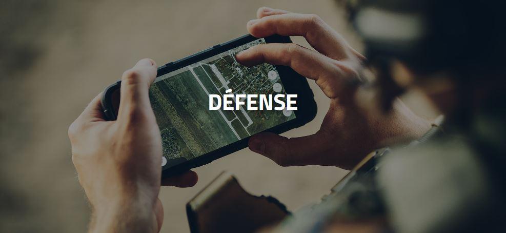 Nos équipes sont habilitées Confidentiel Défense, elles interviennent pour des réalisations d'infras...