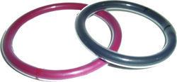 Fluorflon PTFE Mantlade O-ringar